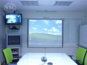 ติดตั้ง Video Conference & Projector