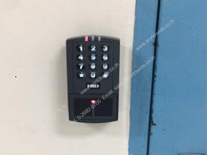ติดตั้ง Access Control